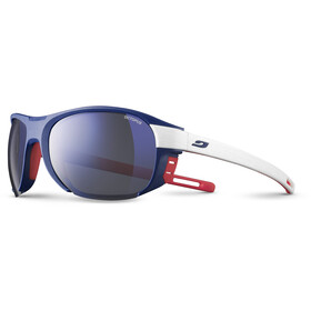 Julbo Regatta Octopus Sunglasses Blue/White/Red-Multilayer Blue